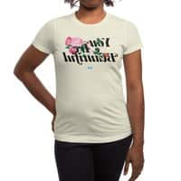 You Are Beautiful - womens-regular-tee - small view
