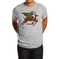 Working Together - mens-extra-soft-tee - small view