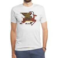 Working Together - mens-triblend-tee - small view