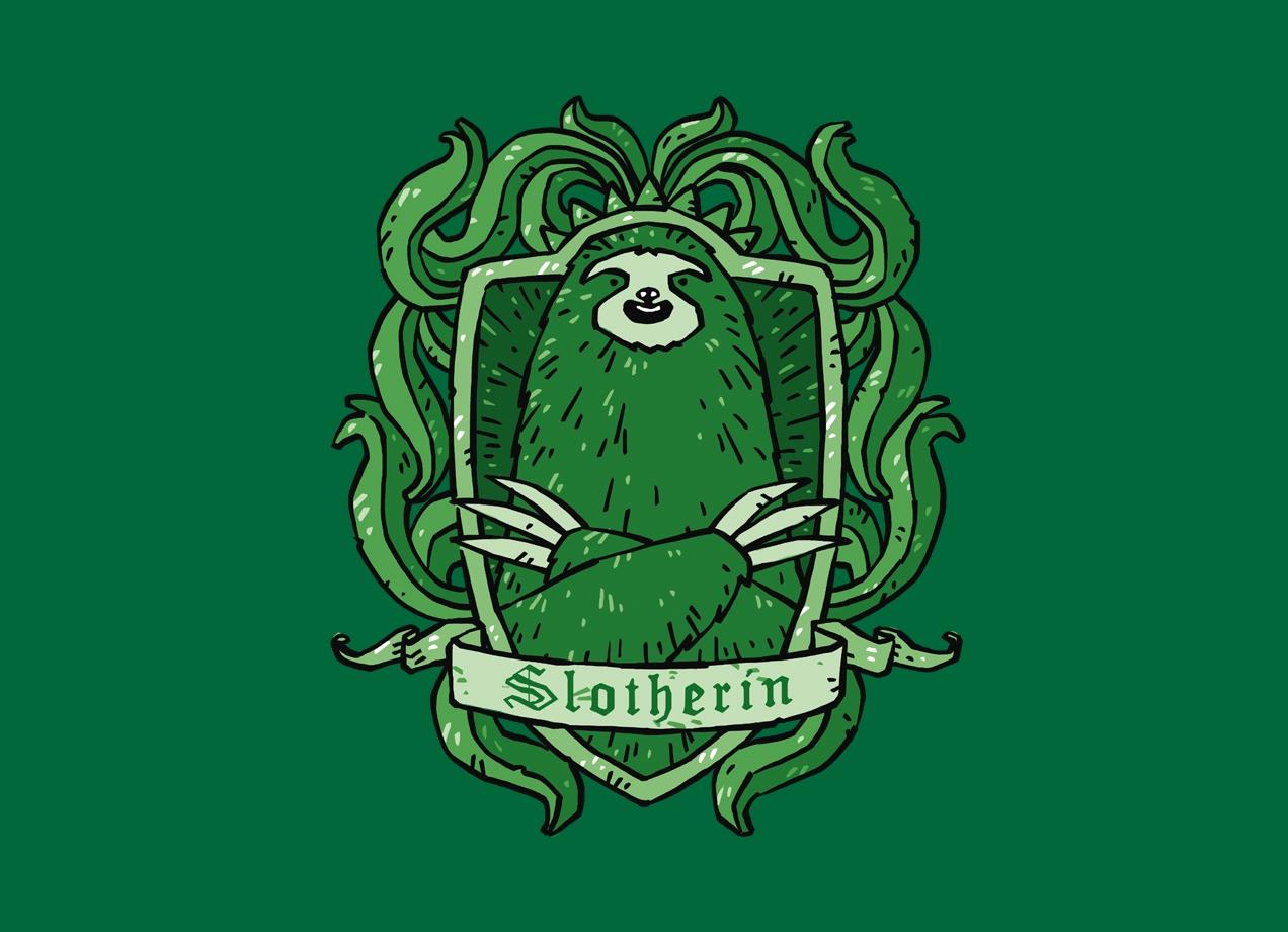 Slotherin By Dan Moller