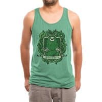 Slotherin - mens-triblend-tank - small view