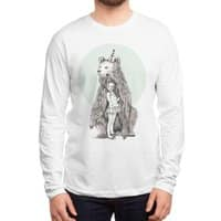 Papa Oso - mens-long-sleeve-tee - small view