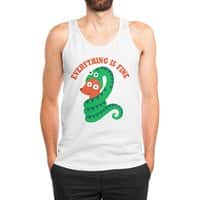 Everything Is Fine - mens-jersey-tank - small view