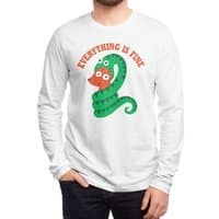 Everything Is Fine - mens-long-sleeve-tee - small view