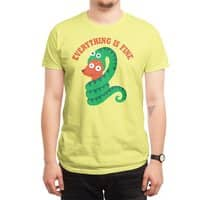 Everything Is Fine - mens-regular-tee - small view