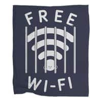 Free Wi-Fi - blanket - small view