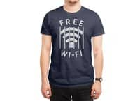 Free Wi-Fi - shirt - small view