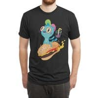 Catburger - mens-triblend-tee - small view