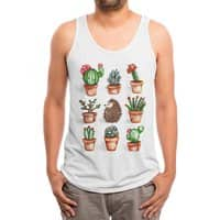 Among Friends - mens-triblend-tank - small view