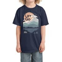 Let's Go - kids-tee - small view