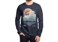 Let's Go - mens-long-sleeve-tee - small view