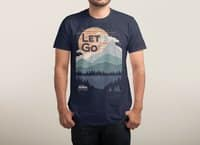 Let's Go - mens-triblend-tee - small view