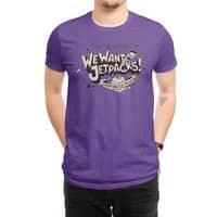 We Want Jetpacks! - mens-regular-tee - small view