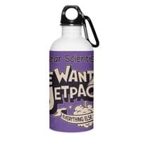 We Want Jetpacks! - water-bottle - small view