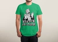 To Serve Man - mens-triblend-tee - small view