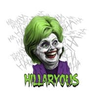 Hillaryous - small view