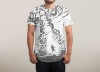 Explosion - mens-sublimated-triblend-tee - small view
