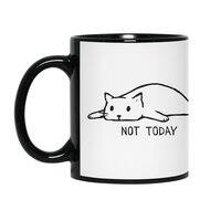 Not Today - black-mug - small view