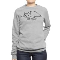 Not Today - crew-sweatshirt - small view