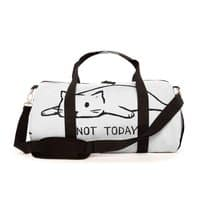 Not Today - duffel-bag - small view