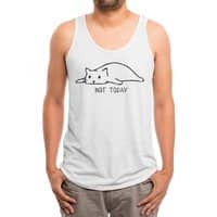 Not Today - mens-triblend-tank - small view