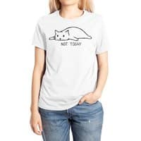 Not Today - womens-extra-soft-tee - small view