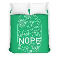 NOPE - duvet-cover - small view