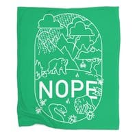 NOPE - blanket - small view
