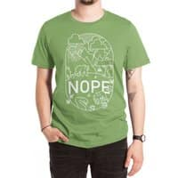 NOPE - mens-extra-soft-tee - small view