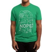 NOPE - mens-triblend-tee - small view