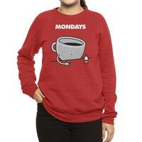 Mondays - crew-sweatshirt - small view