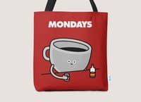 Mondays - tote-bag - small view