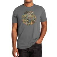 Your Mind's Eye - mens-extra-soft-tee - small view