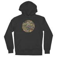 Your Mind's Eye - unisex-lightweight-pullover-hoody - small view