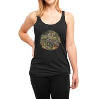 Your Mind's Eye - womens-triblend-racerback-tank - small view