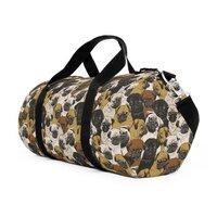 Social Pugs - duffel-bag - small view