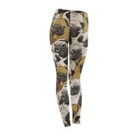 Social Pugs - leggings - small view