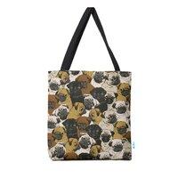 Social Pugs - tote-bag - small view