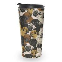 Social Pugs - travel-mug - small view