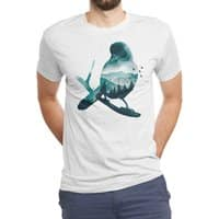 Birdtopia - mens-triblend-tee - small view