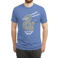 Ramen Ampersand - mens-triblend-tee - small view