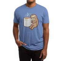 Ahhh Mornings - mens-triblend-tee - small view