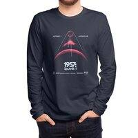 1957: Sputnik 1 - mens-long-sleeve-tee - small view