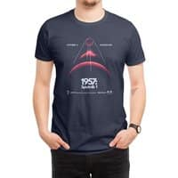 1957: Sputnik 1 - mens-regular-tee - small view