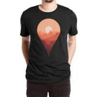 Destination Unknown - mens-extra-soft-tee - small view