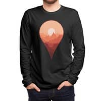 Destination Unknown - mens-long-sleeve-tee - small view