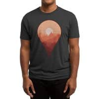 Destination Unknown - mens-triblend-tee - small view