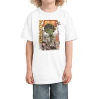 The Broccozilla - kids-tee - small view