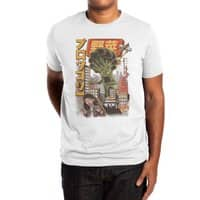 The Broccozilla - mens-extra-soft-tee - small view