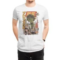 The Broccozilla - mens-regular-tee - small view